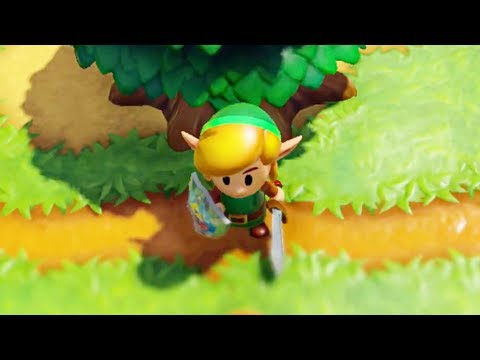 The Legend of Zelda: Link's Awakening - E3 2019 Gameplay Demo (Nintendo Conference)