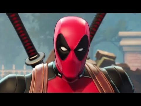 MARVEL ULTIMATE ALLIANCE 3: The Black Order - E3 2019 Gameplay Demo (Nintendo Conference)