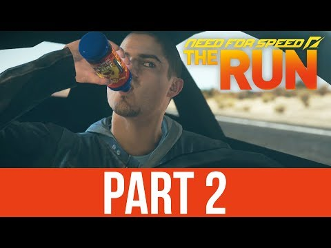 Need for Speed The Run Gameplay Walkthrough Part 2 - SHOULD I SWITCH CAR ???