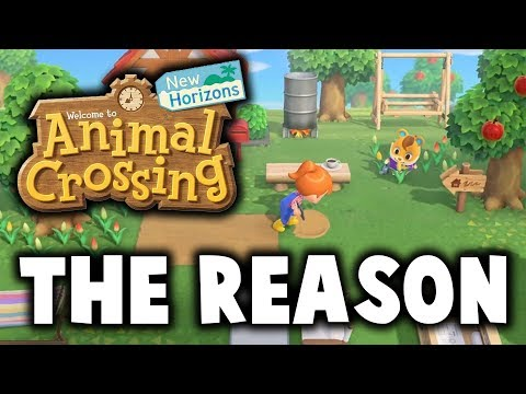 THE REASON Why Animal Crossing Switch Is Delayed