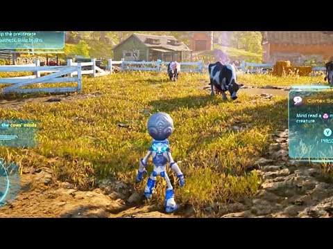 DESTROY ALL HUMANS REMAKE - E3 2019 Gameplay Demo
