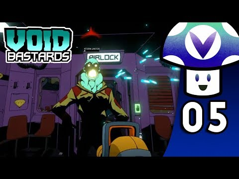 [Vinesauce] Vinny - Void Bastards (PART 5)