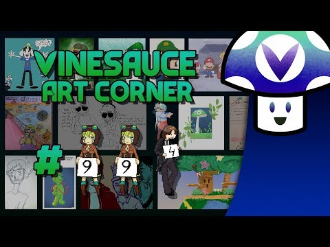 [Vinebooru] Vinny - Vinesauce Art Corner (PART 994)