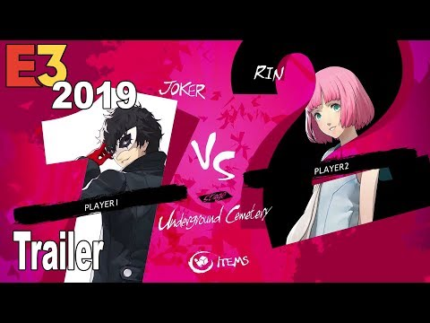 Catherine: Full Body - Joker & The Phantom Thieves Trailer E3 2019 [HD 1080P]