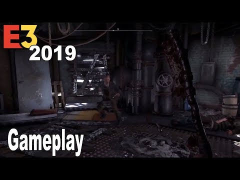 Dying Light 2 - E3 2019 Gameplay Demo [HD 1080P]