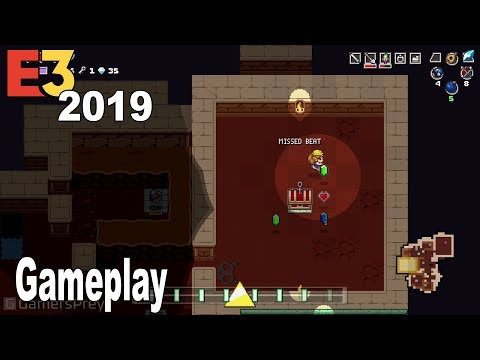 Cadence of Hyrule - E3 2019 Gameplay Demo [HD 1080P]