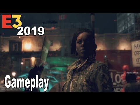 Watch Dogs: Legion - E3 2019 Gameplay Demo [HD 1080P]