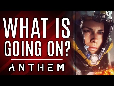 Anthem - New Updates!  What Is Going On With Anthem and Bioware? Where's the Cataclysm?