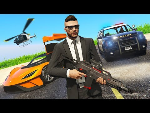 COPS AND ROBBERS! (GTA 5 Online)
