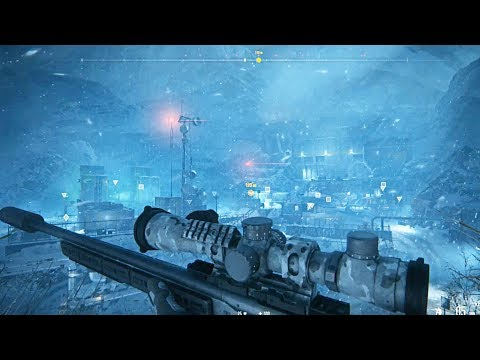 SNIPER GHOST WARRIOR CONTRACTS - E3 2019 Gameplay Demo
