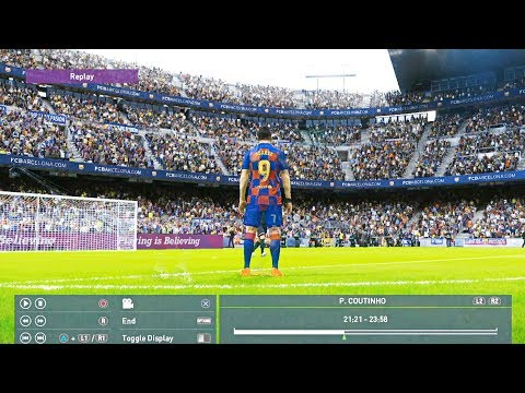PES 2020 - E3 2019 Gameplay Demo