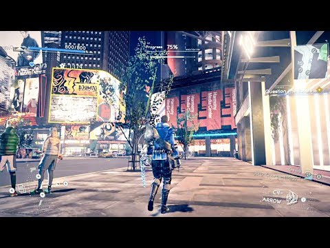 ASTRAL CHAIN - E3 2019 Gameplay Demo