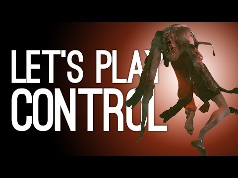 Control Gameplay: SUPERNATURAL POWERS vs HISS CREATURES  (Let's Play Control at E3 2019)