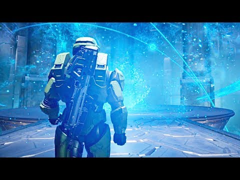 HALO INFINITE - E3 2019 ALL Game Trailers (Xbox One PC)
