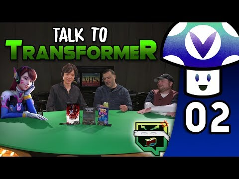[Vinesauce] Vinny - Talk to Transformer #02