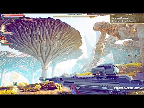 THE OUTER WORLDS - E3 2019 Gameplay Demo