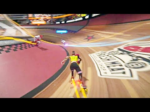 ROLLER CHAMPIONS - E3 2019 Gameplay Demo