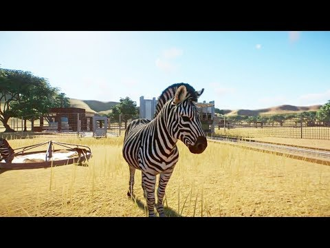 PLANET ZOO - E3 2019 Gameplay Demo