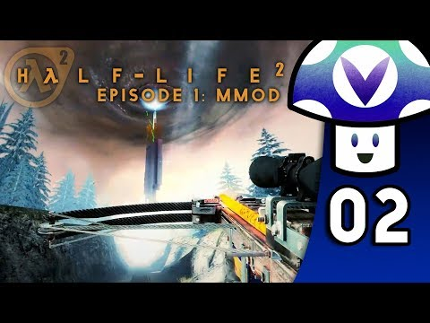 [Vinesauce] Vinny - Half-Life 2: Episode 1 MMod (PART 2 Finale)
