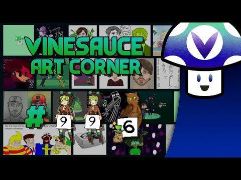 [Vinebooru] Vinny - Vinesauce Art Corner (PART 996)