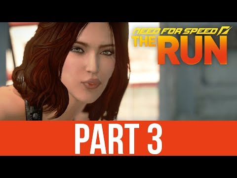 Need for Speed The Run Gameplay Walkthrough Part 3 - LAS VEGAS & NEW CAR