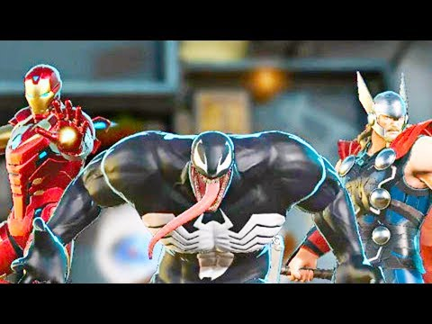 Marvel Ultimate Alliance 3: The Black Order - NEW E3 2019 Gameplay Demo
