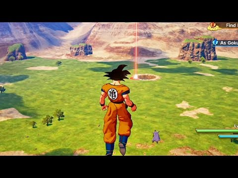 DRAGON BALL Z: KAKAROT - E3 2019 Gameplay Demo