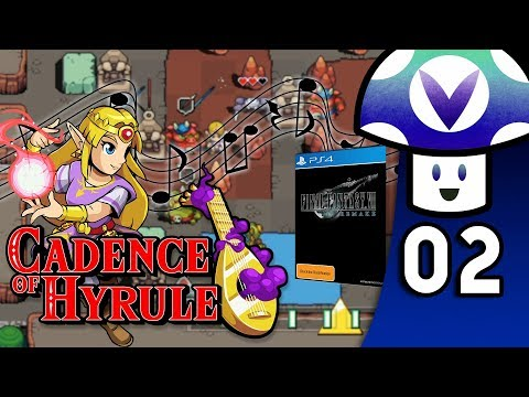 [Vinesauce] Vinny - Cadence of Hyrule (PART 2)