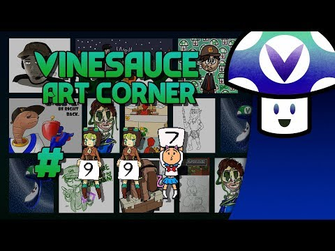 [Vinebooru] Vinny - Vinesauce Art Corner (PART 997)