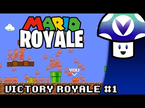 [Vinesauce] Binny - Mario Royale