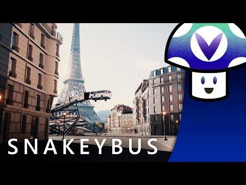 [Vinesauce] Vinny - Snakeybus