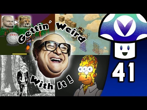 [Vinesauce] Vinny - Gettin' Weird With It # 41 + Viewer A.I. Art