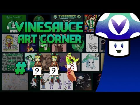 [Vinebooru] Vinny - Vinesauce Art Corner (PART 998)