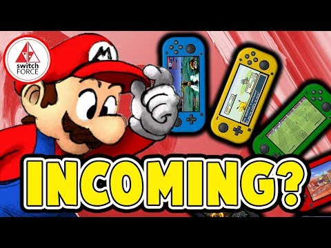 NEW Switch Mini Coming Soon? Reports Hint It Is Finally Happening
