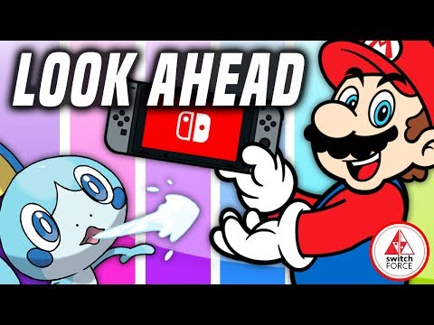 So Many Awesome Games Coming To Nintendo Switch!