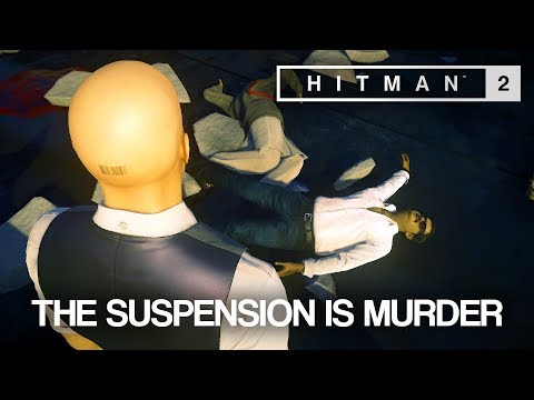 HITMAN™ 2 Master Difficulty - The Suspension is Murder Challenge, Mumbai (Silent Assassin Suit Only)