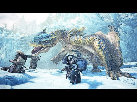 MONSTER HUNTER WORLD: ICEBORNE - E3 2019 Gameplay Demo
