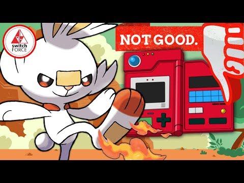 Pokedex Disaster: DON'T Sleep On Pokemon Sword and Shield