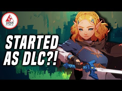 Breath of the Wild 2 Started As DLC For BOTW1!