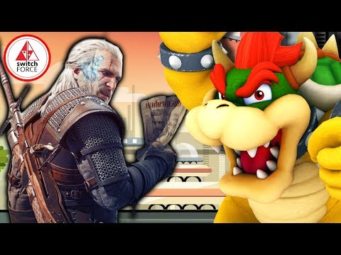 Nintendo WON'T LEAVE E3! Witcher 3 Cuts NOTHING!