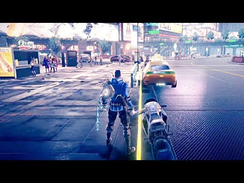 ASTRAL CHAIN - E3 2019 Gameplay Demo (Switch EXCLUSIVE) Part II