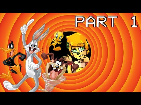 THE BEST VIDEO GAME I HAVE EVER PLAYED - Bugs Bunny & Taz: Time Busters