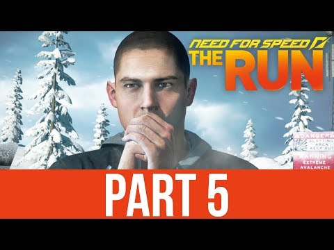 Need for Speed The Run Gameplay Walkthrough Part 5 - AVALANCHE