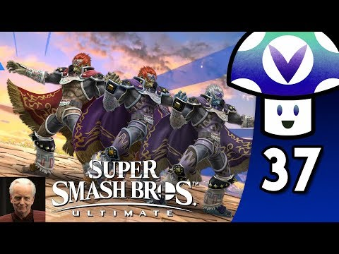 [Vinesauce] Vinny - Super Smash Bros. Ultimate (PART 37)