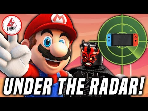 5 UNDER THE RADAR New Switch Games You Missed At E3!