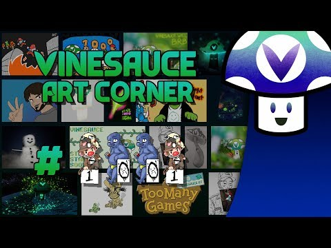 [Vinebooru] Vinny - Vinesauce Art Corner #1001