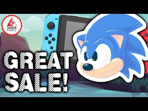 Cool New eShop Sale For MULTIPLAYER Fun on Nintendo Switch! Great Games For Cheap!