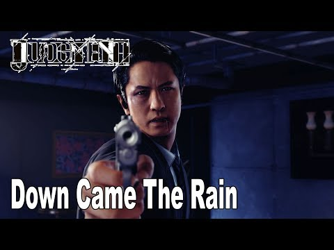 Judgment - Chapter 13: Down Came The Rain Final Walkthrough (English Audio) [HD 1080P]