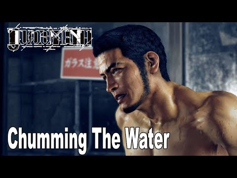 Judgment - Chapter 10: Chumming The Water Walkthrough (English Audio) [HD 1080P]