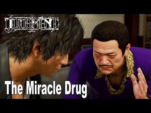 Judgment - Chapter 9: The Miracle Drug Walkthrough (English Audio) [HD 1080P]